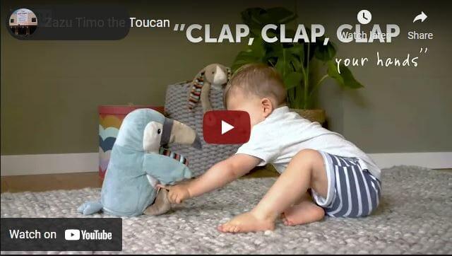Zazu Timo The Toucan Video