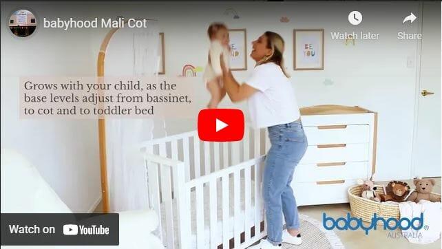 Babyhood Mali Cot Video