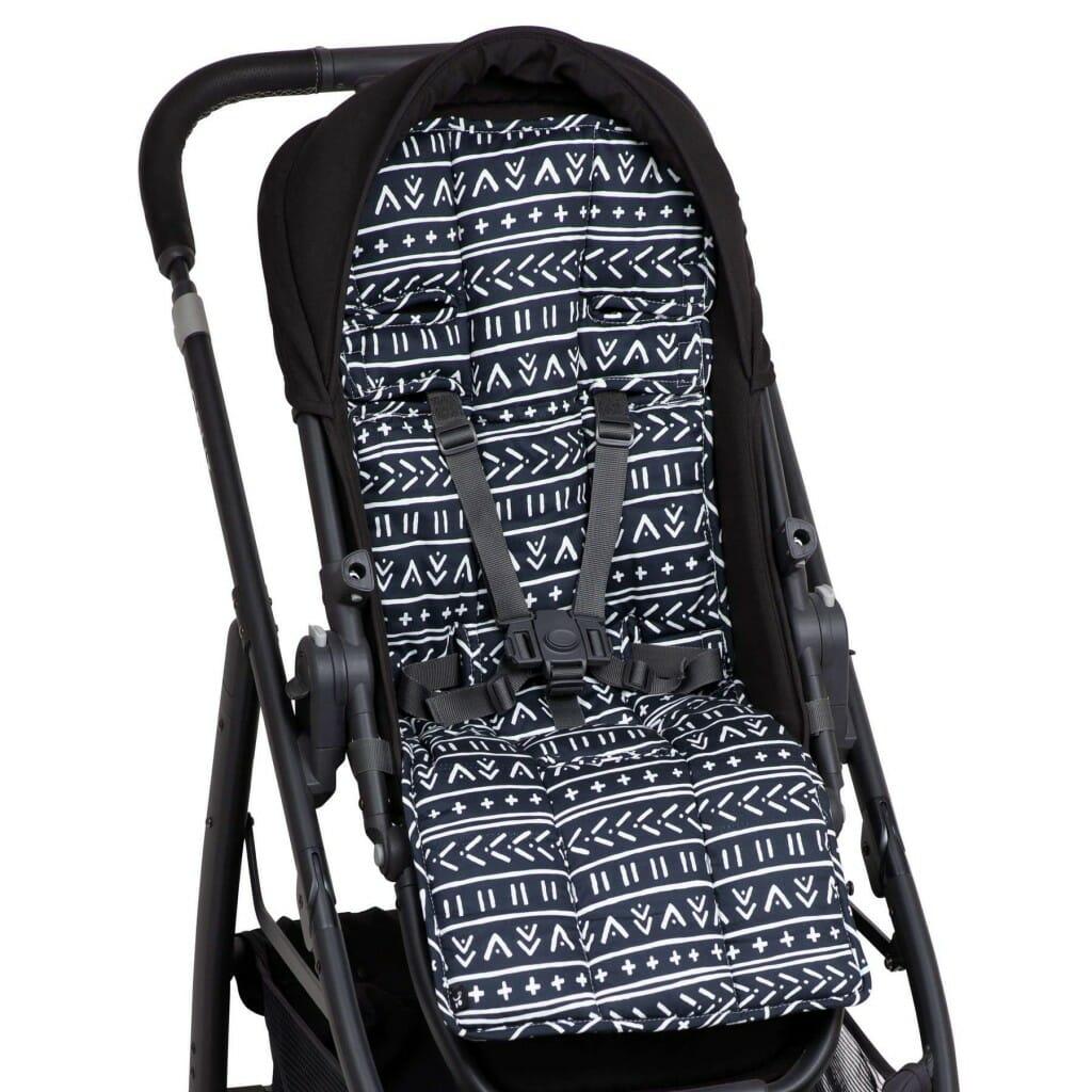Outlook Baby Pram Liner Mudcloth