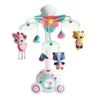 Tiny Love Soothe N Groove Tiny Princess Cot Mobile